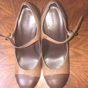 Merona high heels 👠 size 9 1/2.